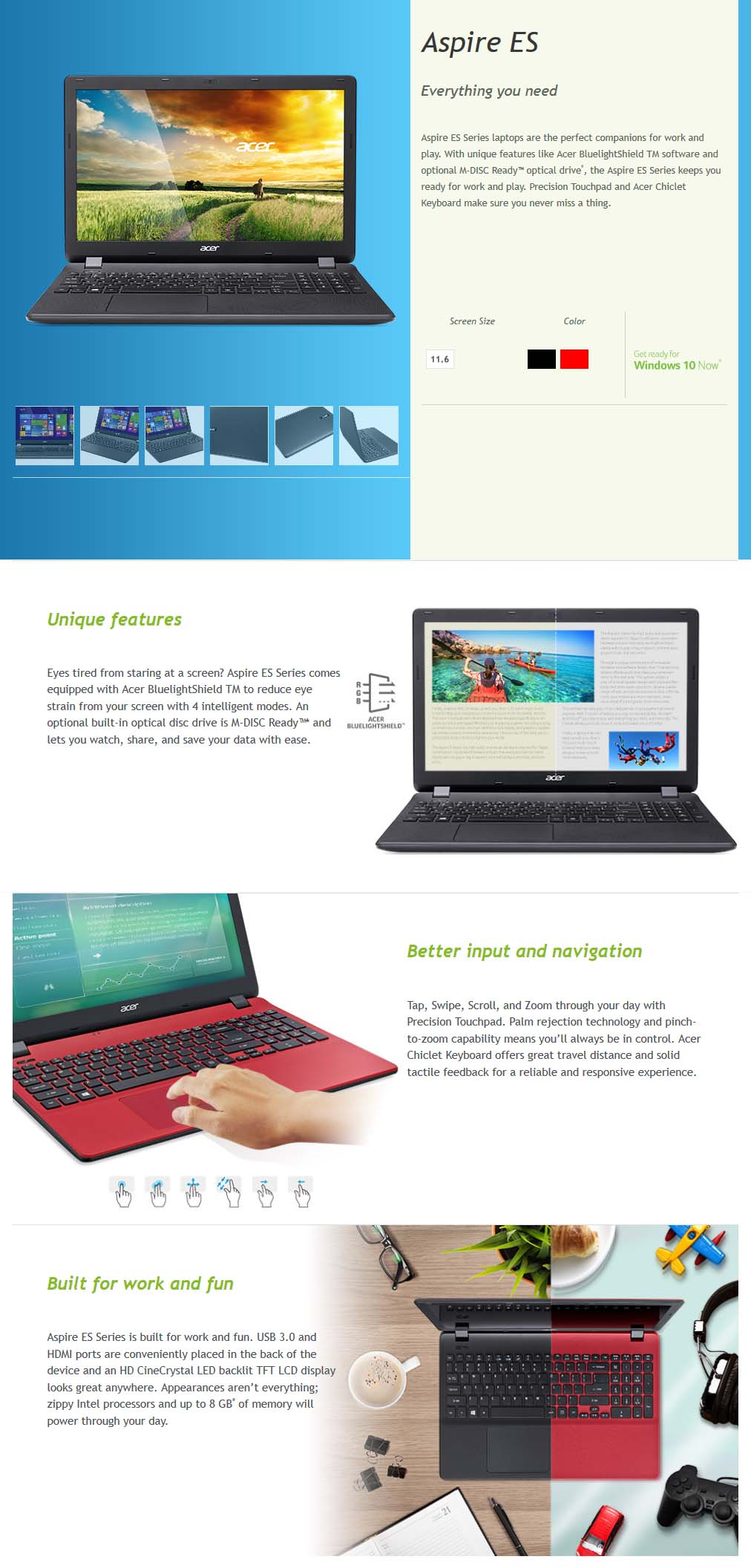 Acer Aspire Es1 131 C1ys Red Intel End 1 27 2019 1220 Pm Product Details Of Celeron N305016208ghz 2gb 500gb Hdd Chipset 116 W10