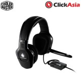 Cooler Master Sirus 2.2 Headset with USB Sound Card (SGH-4650-KC3D1)