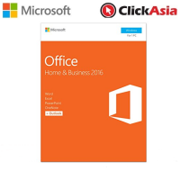 Microsoft Office Home & Business 2016 (for 1 PC)