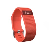 Fitbit Charge HR Wireless Activity + Sleep Wristband Large - (Tangerine)