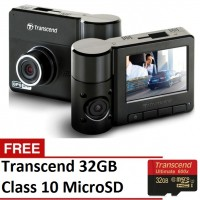 Transcend DrivePro 520M Dual camera Car Recorder (TS32GDP520M)