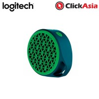 Logitech X50 Wireless Bluetooth Portable Speaker - Green