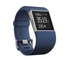 Fitbit Surge Wireless Activity Large - (Blue)