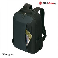 "Targus SLATE 15.6"" Backpack - Black (TSB-786-AP50)"