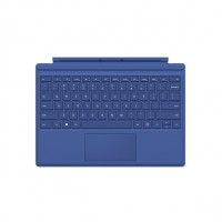 Microsoft Surface Pro 4 Type Cover - Blue (QC7-00066)