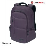 "Targus Backpack 15.6"" CRAVE ll - Maroon"
