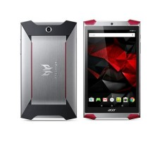 """Acer Predator 8 (GT-810) -  8""""/Atom X7 /2GB/32GB/Android 5.1 (Silver Red)"""