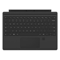 Microsoft Surface Pro 4 Type Cover with Fingerprint ID - Black (RH7-00015)