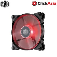 Cooler Master Jetflo 120 PC Fan - Red (R4-JFDP-20PR-R1)