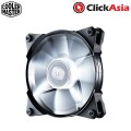 Cooler Master Jetflo 120 PC Fan - White (R4-JFDP-20PW-R1)