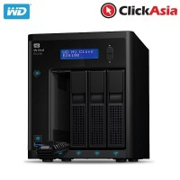WD My Cloud EX4100 24TB Network Cloud Storage (WZE0240KBK)