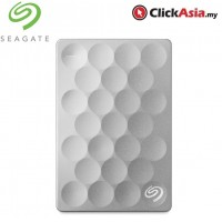 Seagate Backup Plus 1TB Ultra Slim - Platinum (STEH1000300)