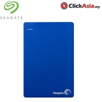 Seagate Backup Plus 2TB Portable Drive - Blue (STDR2000302)