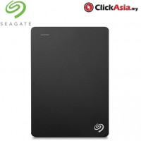 Seagate Backup Plus 1TB Portable Drive - Black (STDR1000300)