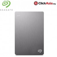 Seagate Backup Plus 2TB Portable Drive - Silver (STDR2000301)