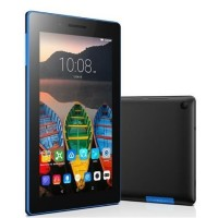 Lenovo Tab 3-710l Essential (Slate Black) + Folio Case & Screen Protector