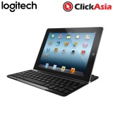 Logitech Ultrathin Keyboard Cover for iPad2 and iPad3 - Black (920-004168)