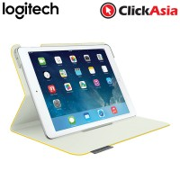 Logitech Folio Protective Case for iPad Air - Yellow (939-000671)