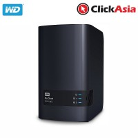 WD My Cloud EX2 Ultra 0TB Personal Cloud NAS Storage (WDBVBZ0000NCH)