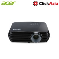 Acer P1386W WXGA Projector (MR.JMX11.005 - Black)