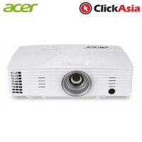 Acer P1185 SVGA Projector (MR.JL811.005 - White)