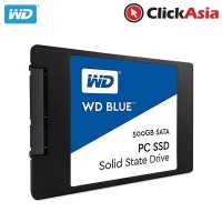 WD Blue 500GB PC SSD (WDS500G1BOA)