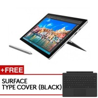 Microsoft Surface Pro 4 Core i7 / 16G RAM / 256GB / W10 + Type Cover (Black)