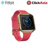Fitbit Blaze Fitness Watch - Pink Gold (Large - FB502GPKL)