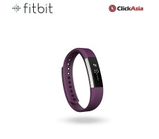 Fitbit Alta Fitness Watch Plum - Large (FB406PML)