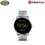 Fossil Q Wander Smartwatch - Stainless Steel (FTW2111)