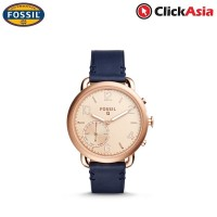 Fossil Q Tailor Smartwatch - Dark Navy Leather (FTW1128)