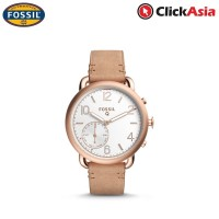 Fossil Q Tailor Smartwatch - Light Brown Leather (FTW1129)