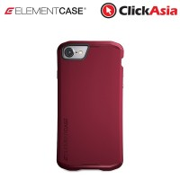 ELEMENT Aura Case for iPhone 7 (Deep Red)