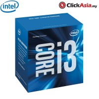 Intel Core i3-7100 3.9GHz Kaby Lake Processor (BX80677I37100)