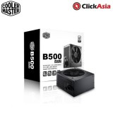 Cooler Master B500 V2 Power Supply - 80Plus (RS500-ACABB1)
