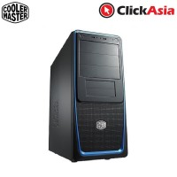 Cooler Master Elite 311 PC Chassis - Blue (RC-311B-BWN5)