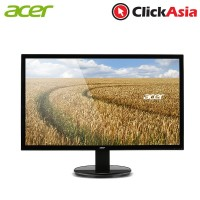 "Acer K202HQL LED Monitor (VGA) - 19.5"" HD (UM.IX3SM.A01 - Black)"