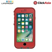Lifeproof FRE Waterproof Case for iPhone 7 (Ember Red)