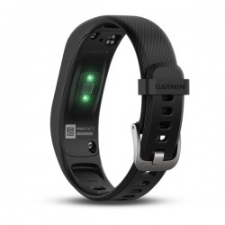 Garmin vivosmart 3 Smart Activity Tracker w/ Heart Rate (Black)