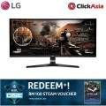 "LG 34"" 21:9 UltraWide Gaming Curve 144Hz LED Monitor - 2560 x 1080 (34UC79G)"