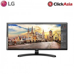 "LG 29"" 21:9 Ultra Wide IPS LCD Monitor - 2560 X 1080 - USB-C (29UM59A)"
