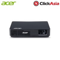 Acer FWXGA Portable Projector - USB 3.0 (EY.JE001.005 - Black)
