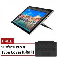 Microsoft Surface Pro 4 Core i5/4G RAM - 128GB + FREE Type Cover
