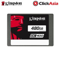 """Kingston SSDNow DC400 480GB 2.5"""" Solid State Drive (SEDC400S37/480G)"""