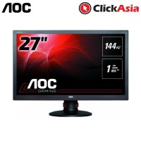 "AOC 27"" 1920 x 1080 1ms Full HD Gaming Monitor - 144Hz (G2770PF)"