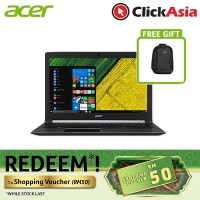 "Acer Aspire 5 (A515-51G-50AC) Laptop - 15.6"" / i5-8250U / 4GB / 1TB / MX150 2GB / W10H (Black)"