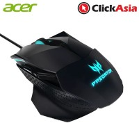 Acer Predator Cestus 500 Gaming Mouse (Black)