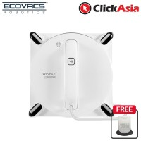 Ecovacs WinBot 950 Window Cleaning Robot - Smart Drive (W950) + FREE Sandisk Ultra Fit 128GB