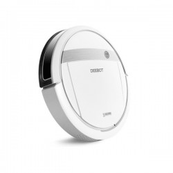 Ecovacs Deebot M88 Robotic Vacuum Cleaner - (DM88) + FREE Sandisk Ultra Fit 128GB