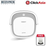 Ecovacs Deebot SLIM 2 Vacuum Cleaning Robot (DA5G) + FREE Sandisk Ultra Fit 128GB